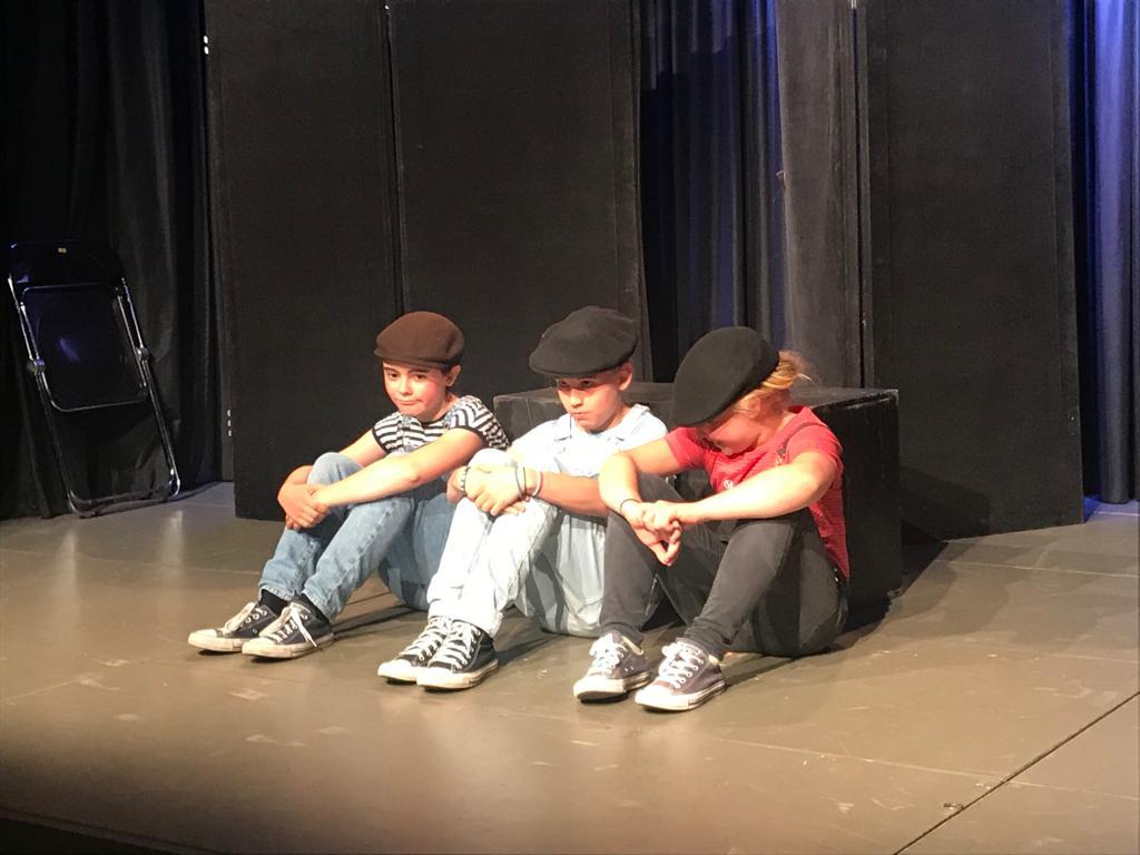 Theaterlabor // Für theaterbegeisterte Kinder der 1. bis 6. Primarschulklasse